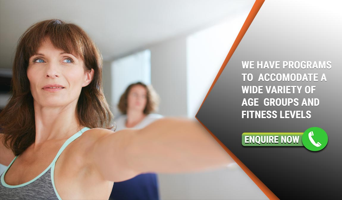 Energym - fittness at any age